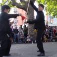 Le sabre et la lance dans leur pratique du combat à deux du style Thái Cực Đường Lang (Tai Chi Tang Lang, Kung-Fu de la mante religieuse utilisant les principes […]