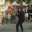 Múa Lân, danse de licornes lors de la fête du parc des moulins de 2015 à Troyes. Thai-Nhât-Quân Romain et Julien CORBET à l'arrière de la licorne noire «le puisant […]