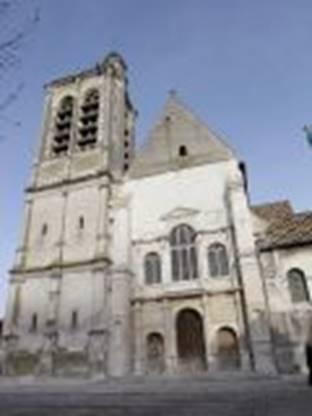 EGLISE SAINT-NIZIER à Troyes