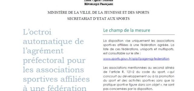 Nous informons à tous nos adhérents la grande nouvelle de ce début de semestre 2016, émanant du Ministère des Sports et relayée par notreFédération FAEMC, qui nous remplit de joie: […]